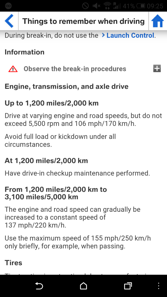 First WOT after the break-in (2000km) - BMW M2 Forum