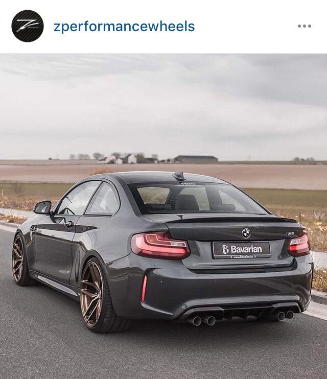 Z Performance Wheels