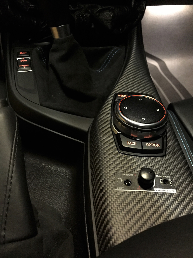 DIY: Valentine 1 Stealth Install, AC vent Remote Display ... on