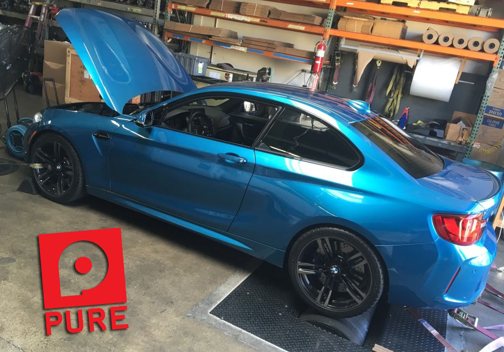M2 PURE Stage2 Turbo Upgrade - Now Available! - BMW M2 Forum