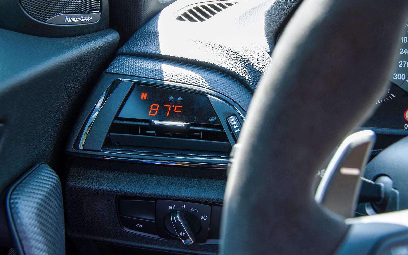 Secret' digital display menu - BMW M2 Forum