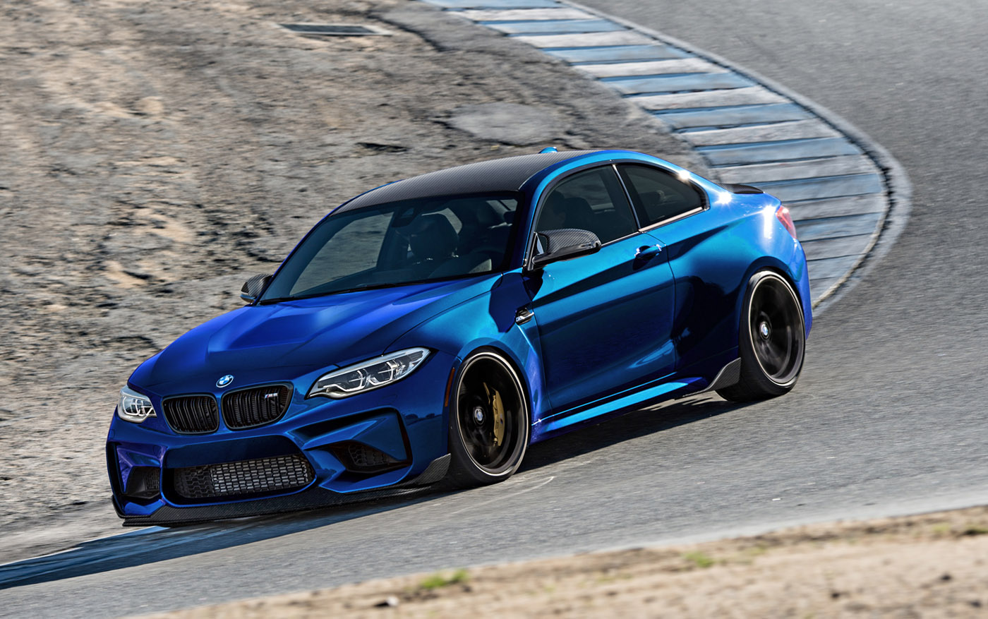 BMW M2 CS coming with 400 HP S55 engine, in 2018 - Page 17