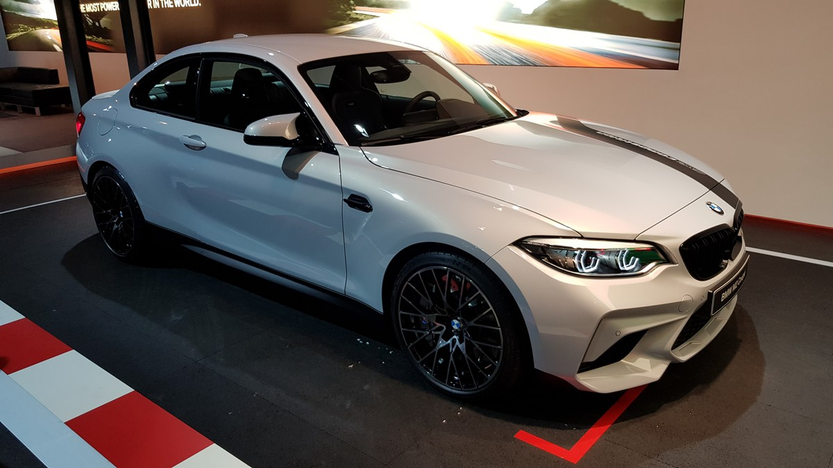 Bmw M2 Competition Black Sticker Pack Will Be Available For