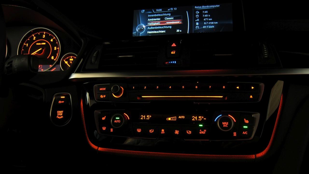 M2 Dash Lighting Retrofit Is It Possible