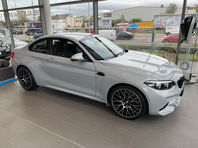 M2 Competition On 2 9 Finance Bmw M2 Forum