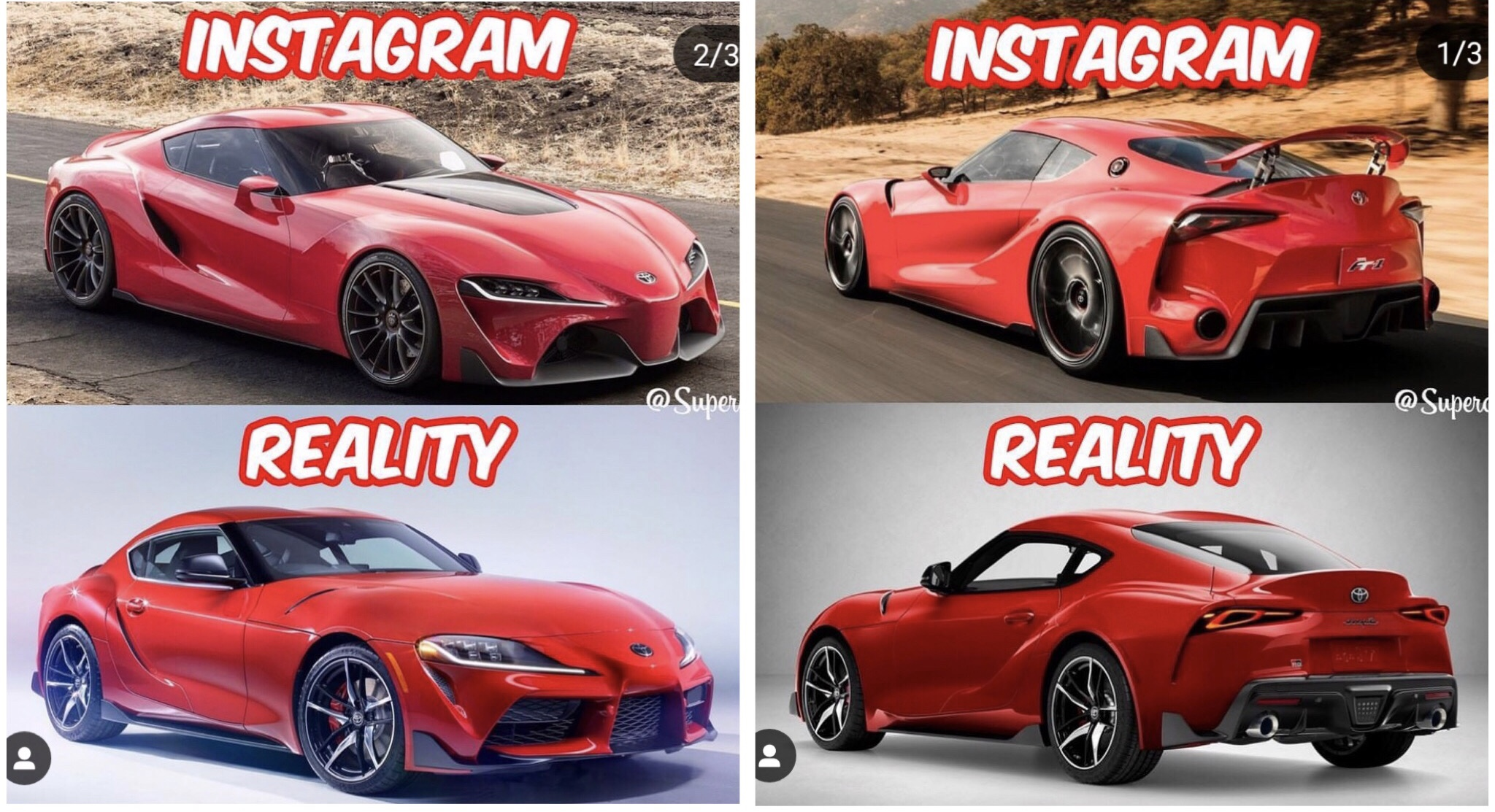 2020 Supra vs M2 Competition - Page 6 - BMW M2 Forum