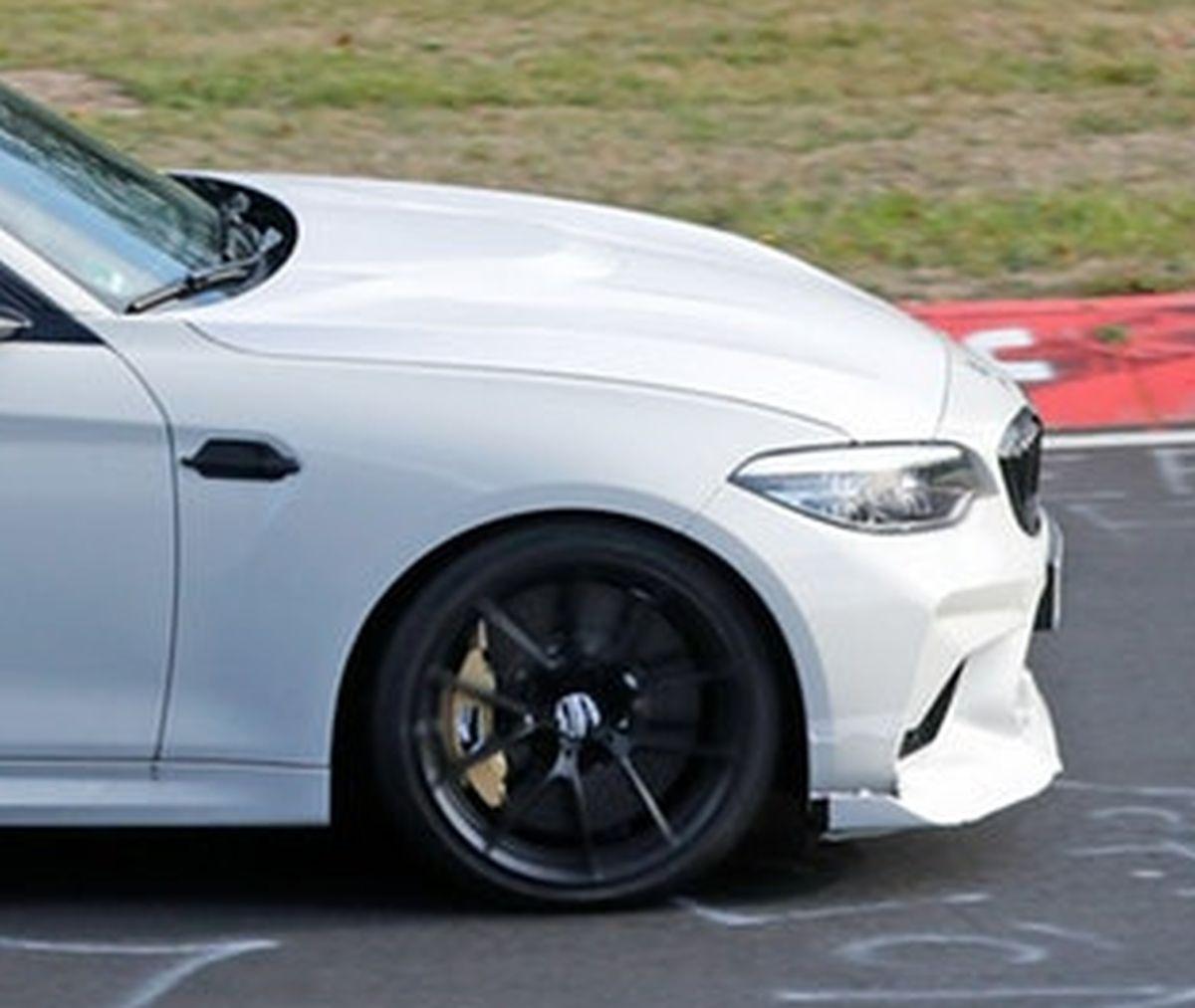 BMW M2 CS Spy Pics And Videos!