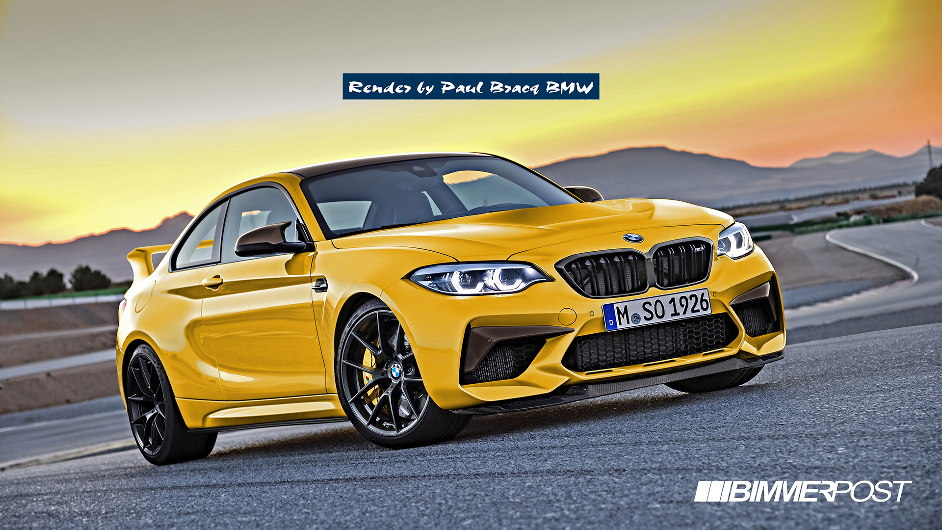 Name:  M2 Competition CSL yellow.jpg Views: 12246 Size:  599.2 KB