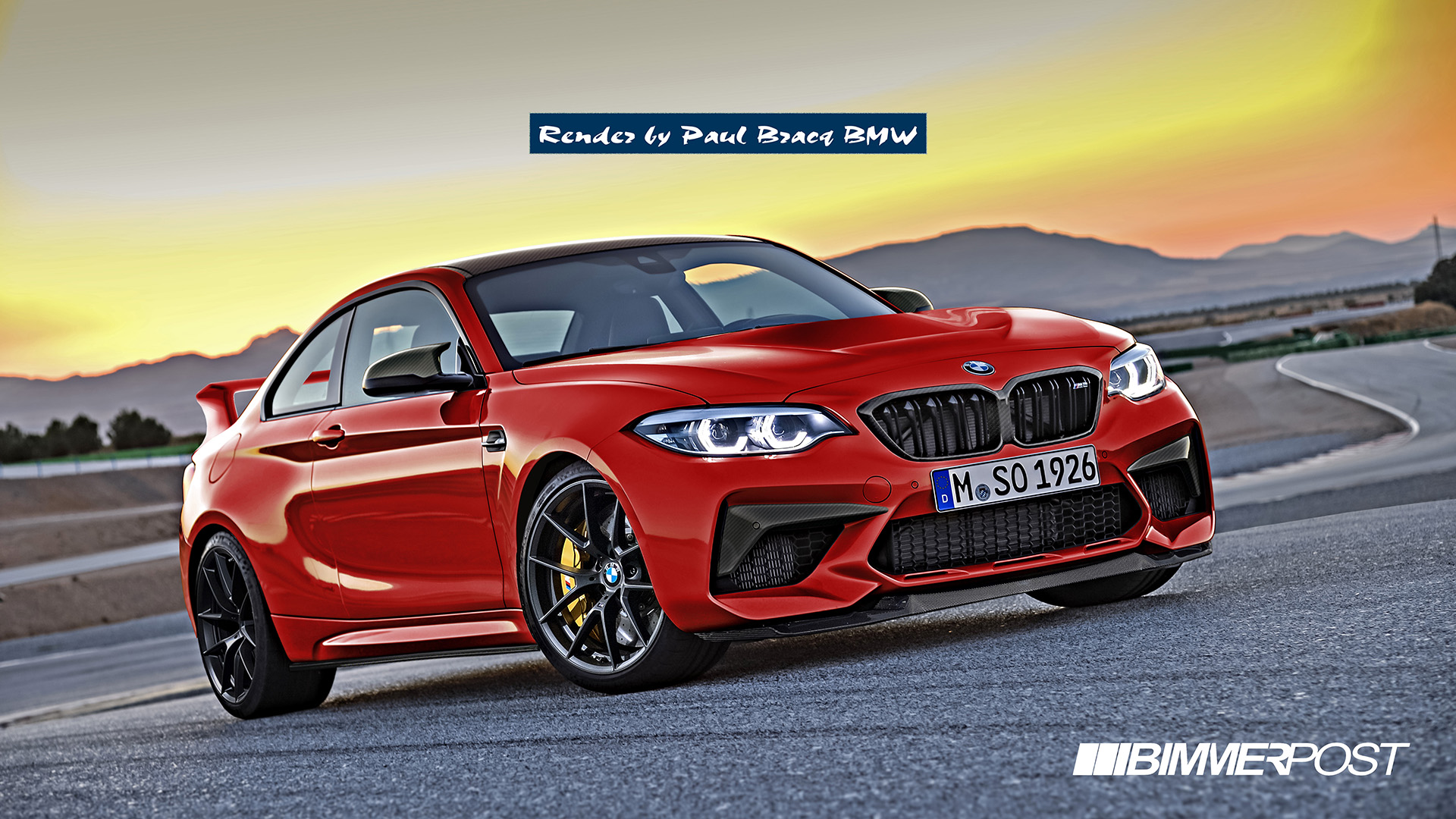 Name:  M2 Competition CSL Verona Red.jpg Views: 11548 Size:  590.0 KB