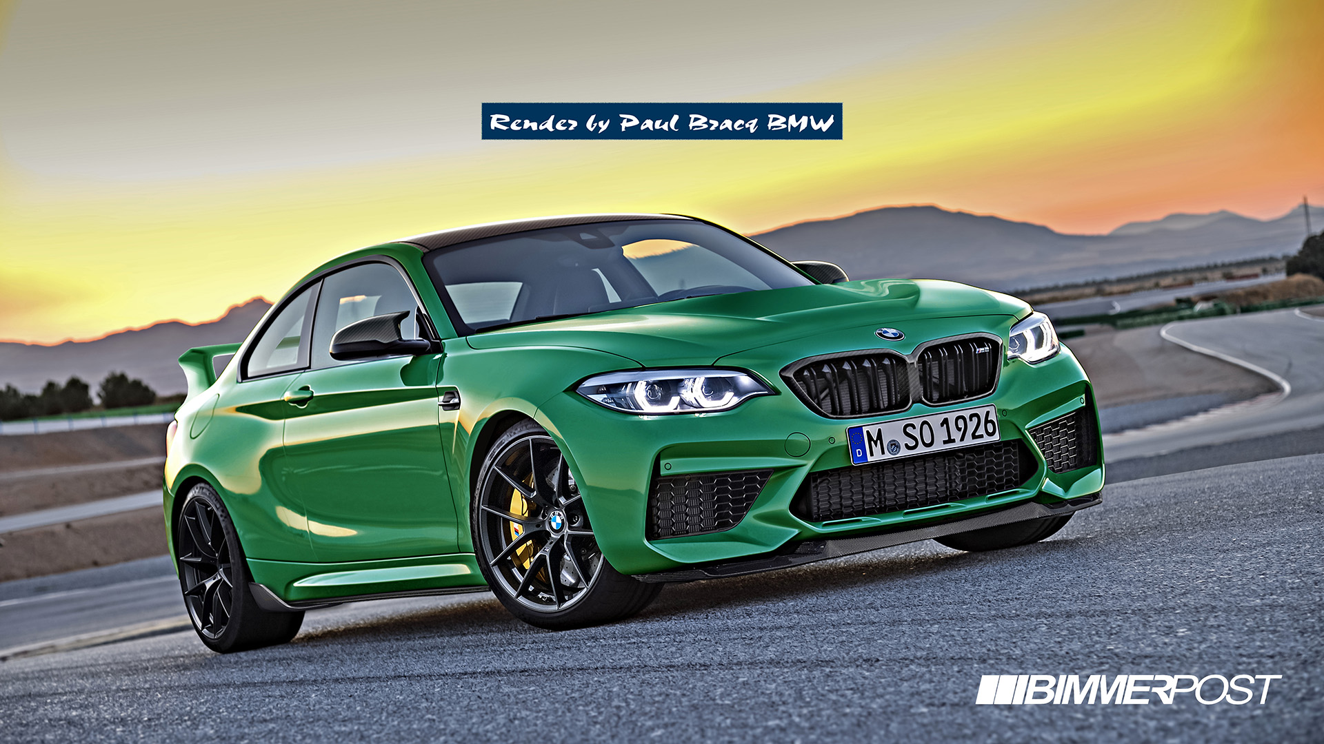 Name:  M2 Competition CSL V1 Green.jpg Views: 9111 Size:  595.4 KB