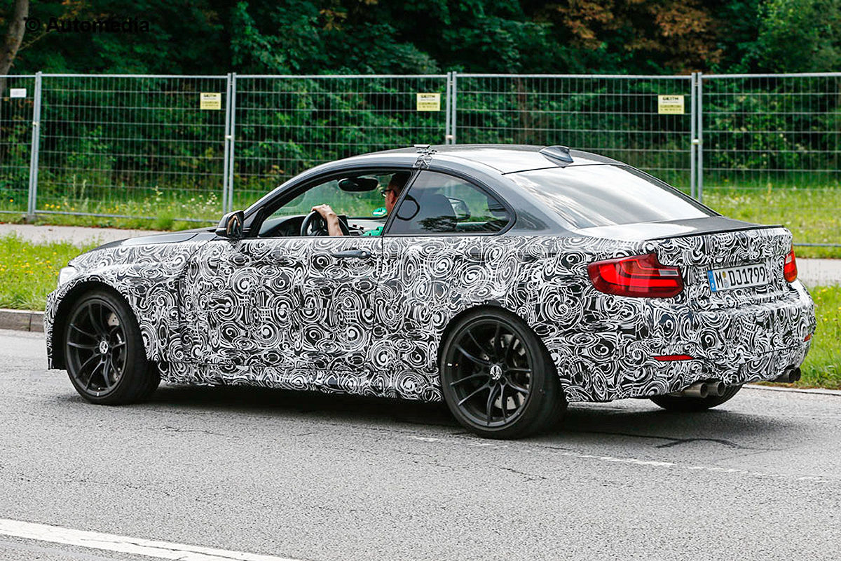 Name:  BMW-M2-Erlkoenig-1200x800-868bfe0adb744b2d.jpg Views: 21795 Size:  331.9 KB