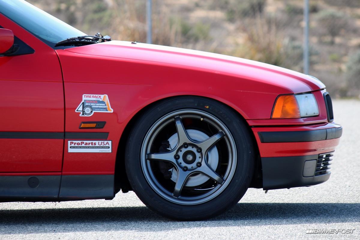 tigermack's 1995 BMW e36 325i - BIMMERPOST Garage