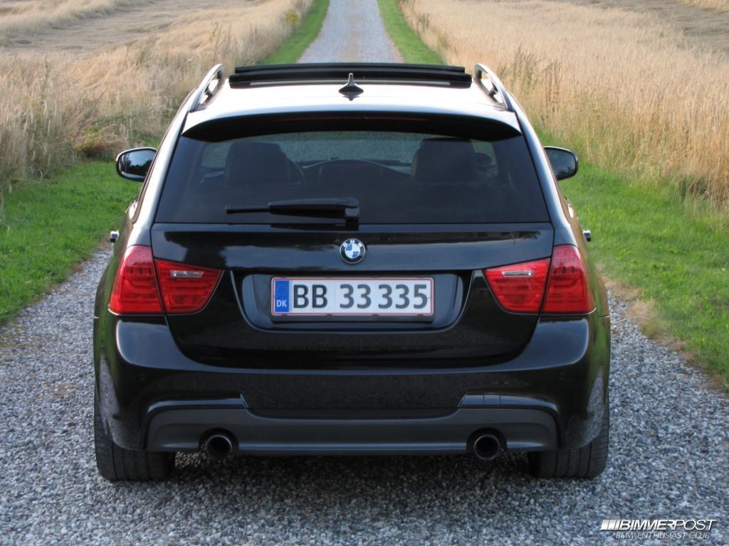 Abjo's 2008 BMW E91 335D LCI - BIMMERPOST Garage