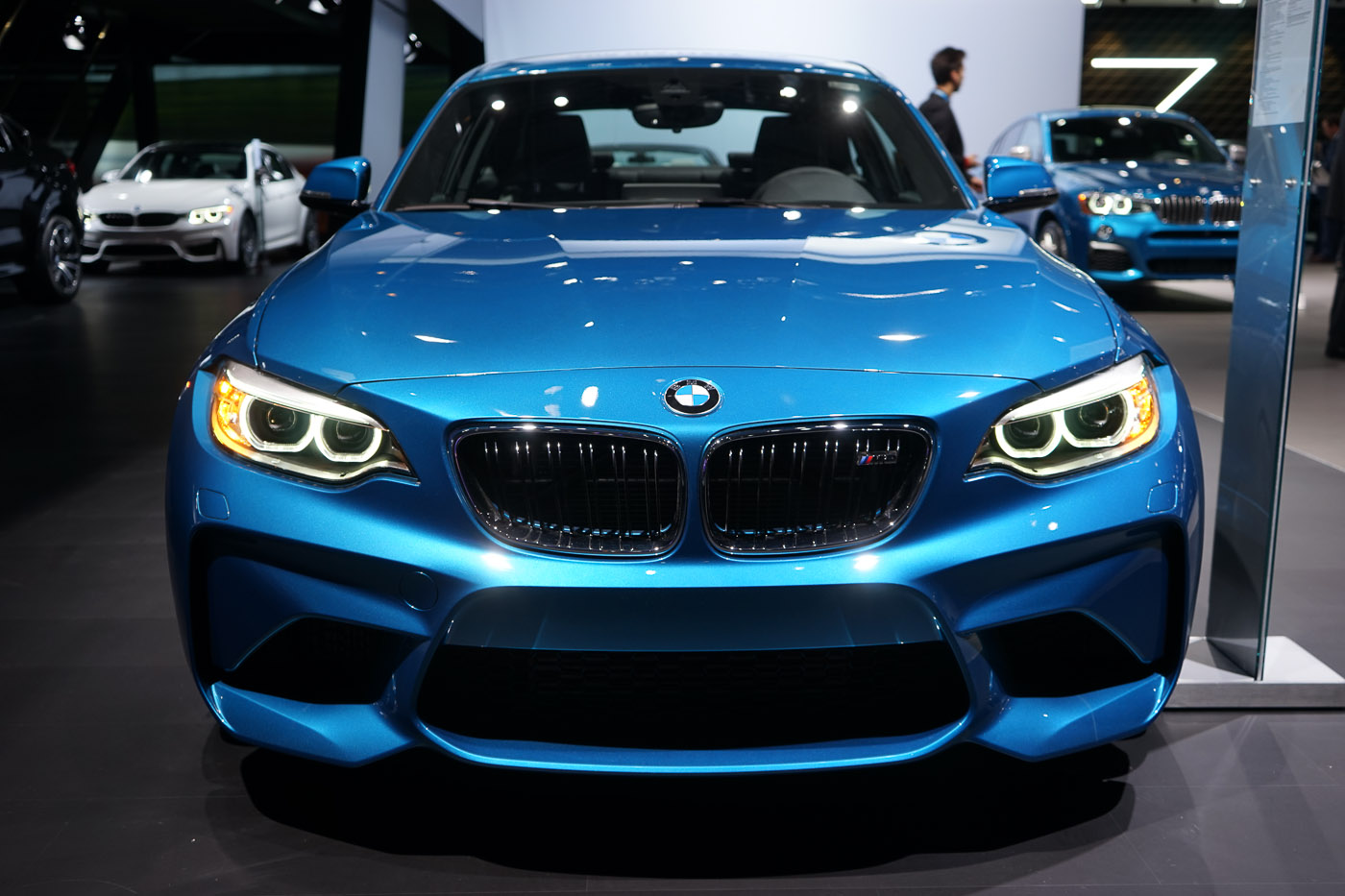 nyias 2016 bmw m2 coupe. Black Bedroom Furniture Sets. Home Design Ideas