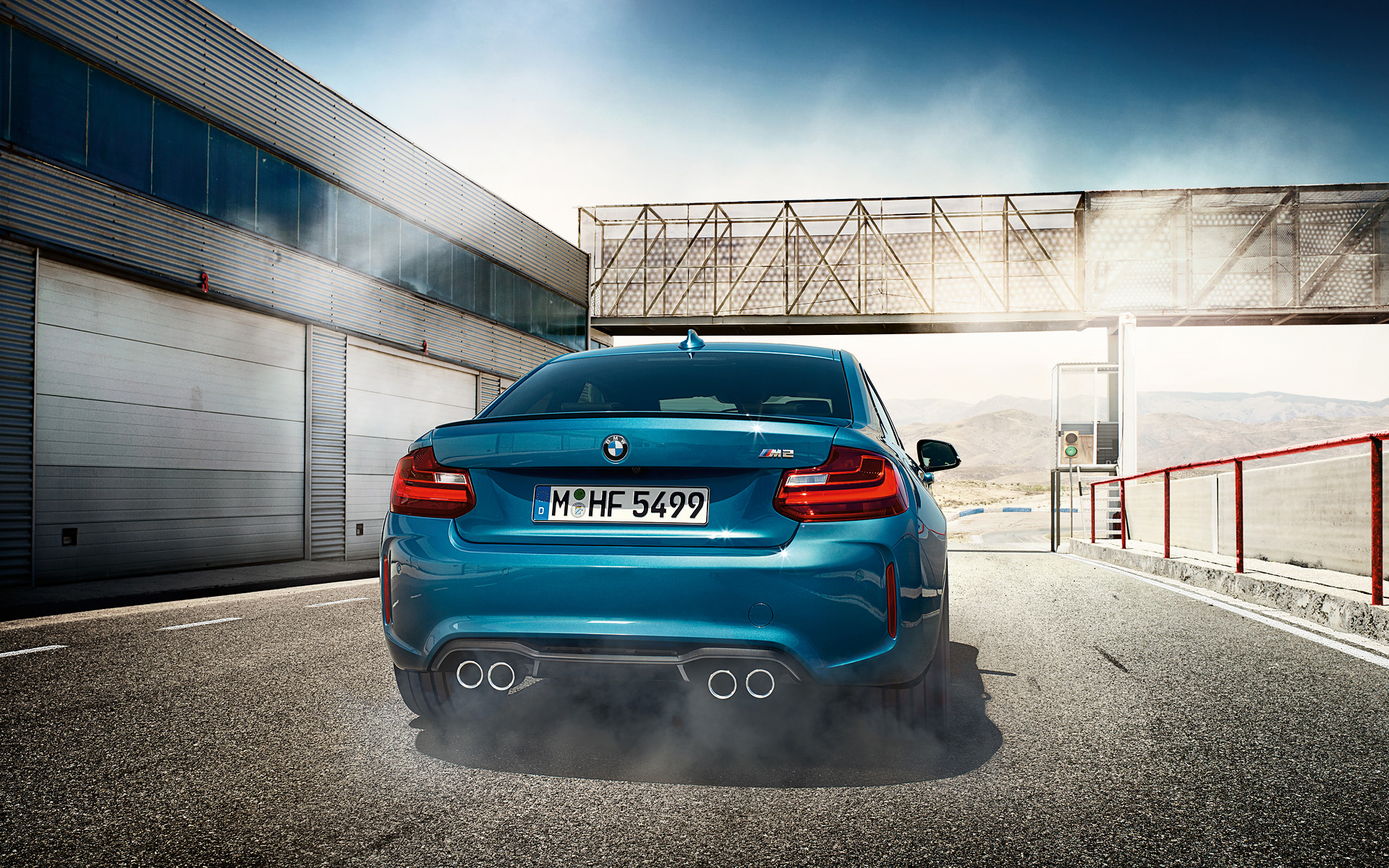 Bmw M2 Coupe F87 Wallpapers Specifications Info